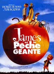 James And The Giant Peach - Cậu bé mồ coi và trái đào khổng lồ